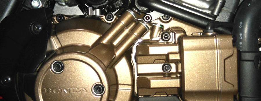 Silnik motocykla Honda